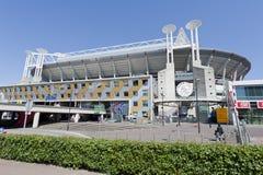 Estádio da arena de Amsterdão Fotos de Stock Royalty Free
