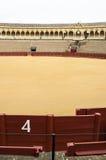 Estádio da tourada na Espanha imagem de stock
