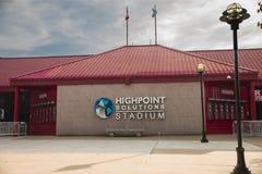 Estádio das soluções do Highpoint Imagem de Stock