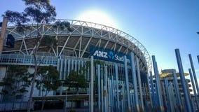 Estádio de ANZ Imagens de Stock