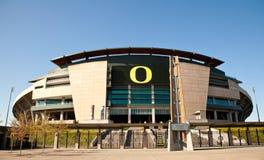 Estádio de Autzen - Eugene OU foto de stock