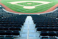 Estádio de basebol Fotografia de Stock