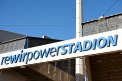 Estádio de Bochum Fotografia de Stock Royalty Free