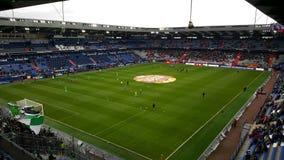 Estádio de Caen Fotografia de Stock