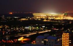 Estádio de Cape Town Greenpoint Imagem de Stock