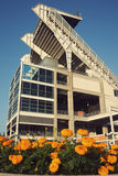 Estádio de Cleveland Browns imagem de stock royalty free