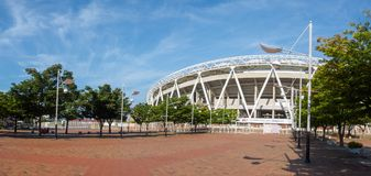Estádio de Daegu, nomeado anteriormente Daegu World Cup Stadium Fotografia de Stock