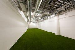 Estádio de futebol da equipa de futebol de Spartak Imagens de Stock Royalty Free