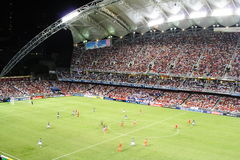 Estádio de Hong Kong Fotografia de Stock Royalty Free