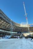 Estádio de Luzhniki Fotografia de Stock