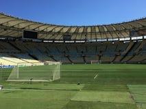 Estádio de Maracanã imagens de stock royalty free