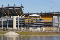 Estádio de Pittsburgh imagem de stock