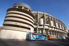 Estádio de Santiago Bernabeu Imagens de Stock