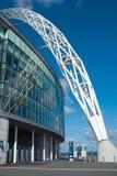 Estádio de Wembley Foto de Stock Royalty Free