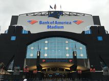Estádio do Banco Americano Imagens de Stock
