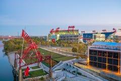 Estádio do campo de LP em Nashville Fotos de Stock Royalty Free