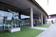 Estádio do FCB em Barcelona Foto de Stock