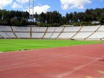 Estádio do futebol Imagens de Stock