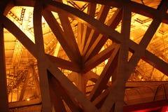 Estádio do ninho do pássaro Fotografia de Stock
