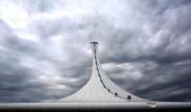 Estádio do punho em Sochi Foto de Stock Royalty Free