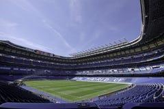 Estádio do Real Madrid na Espanha Imagem de Stock Royalty Free