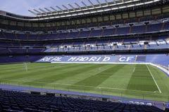 Estádio do Real Madrid na Espanha Foto de Stock