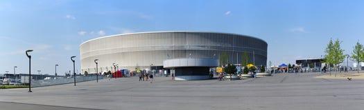 Estádio em Wrolaw Imagem de Stock Royalty Free