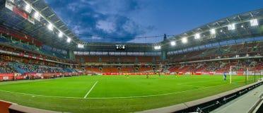 Estádio Lokomotiv Foto de Stock Royalty Free