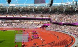 Estádio Londres Paralympics 2012 Fotografia de Stock