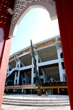 Estádio nacional Foto de Stock