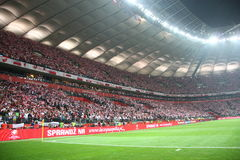 Estádio nacional Fotografia de Stock
