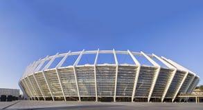 Estádio olímpico em Kiev, Ucrânia Fotografia de Stock Royalty Free