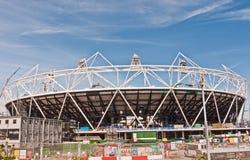 Estádio olímpico Londres Fotografia de Stock