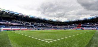 Estádio Parc des Princes, Paris Fotos de Stock Royalty Free
