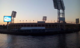 Estádio petrovsky Fotografia de Stock Royalty Free