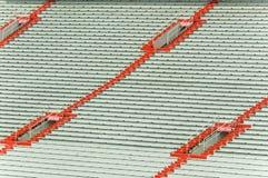 Estádio vazio dos esportes Foto de Stock Royalty Free
