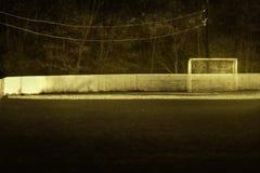 Estádio velho fotografia de stock