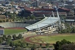Estádios de Joanesburgo fotos de stock royalty free