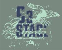 Estágio 63 da águia Imagem de Stock