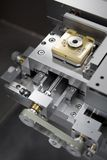Estágio do laser Imagem de Stock