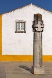 Estándar de piedra Fotografía de archivo libre de regalías