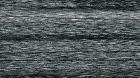 A estática vazia do ruído branco da tela da tevê da televisão desliga então com a resposta para fora