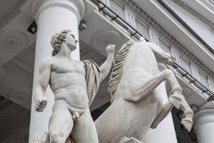 estátua Fotos de Stock Royalty Free