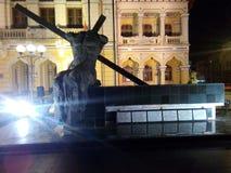 estátua Imagem de Stock Royalty Free