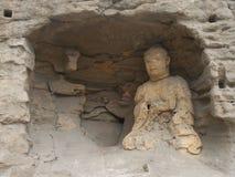 Estátua antiga de Buddha Foto de Stock