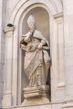 Estátua antiga em Lucca, Itália Fotografia de Stock Royalty Free