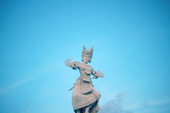 Estátua, Bali, Indonésia Fotografia de Stock Royalty Free