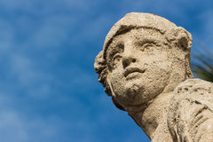 A estátua barroco Fotografia de Stock Royalty Free
