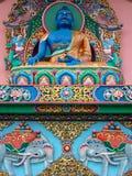 Estátua budista Fotografia de Stock