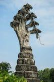 Estátua budista gigante Fotografia de Stock